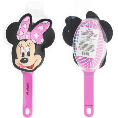 Minnie Mouse Molded Hair Brush