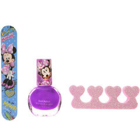 Minnie Mouse nails kit