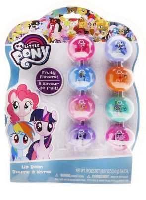 My Little Pony lip balms