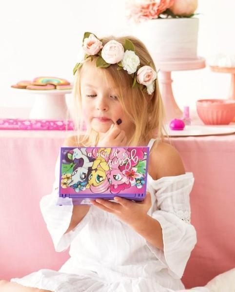 My Little Pony little girl makeup kit