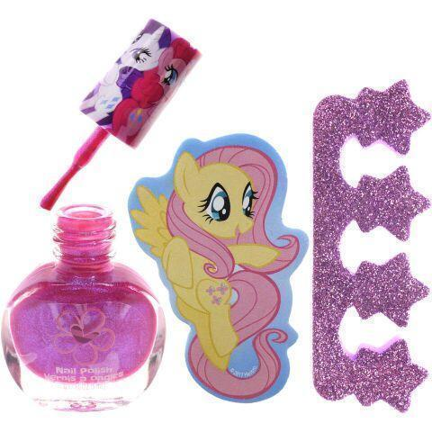 My Little Pony nail polish