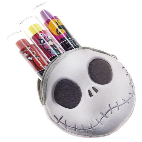 Nightmare Mood Changing Lip Balm Set with Bonus Bag