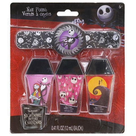 Nightmare Coffin Nail Polish Set