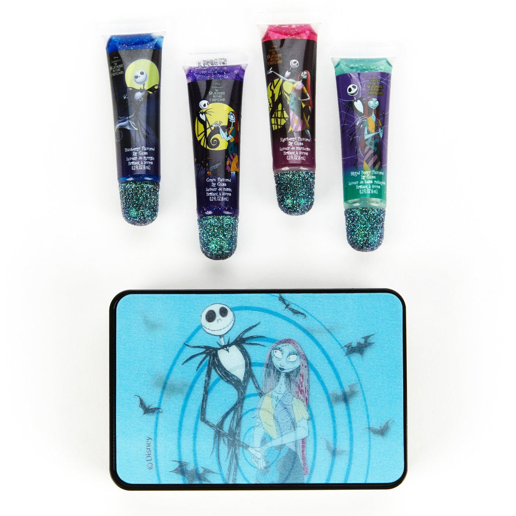 Nightmare Lip Gloss with Tin Set