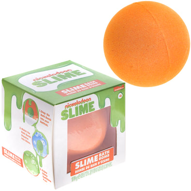 Nickelodeon Slime Orange Bath Bomb