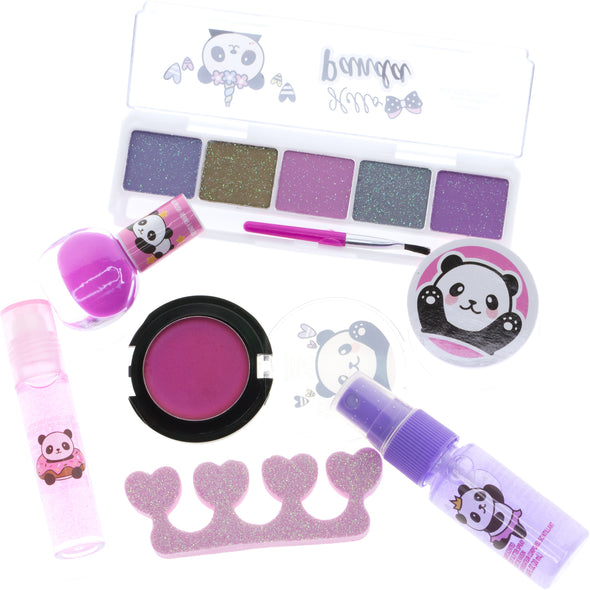 Panda Bear Cosmetic Set