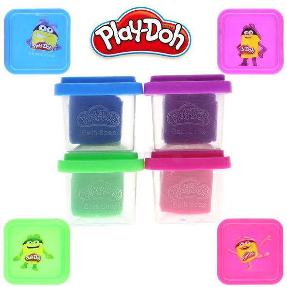 Play-Doh Bath Fun in the Tub Pack