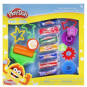 Play-Doh Bath Soap and Splash Tool Set