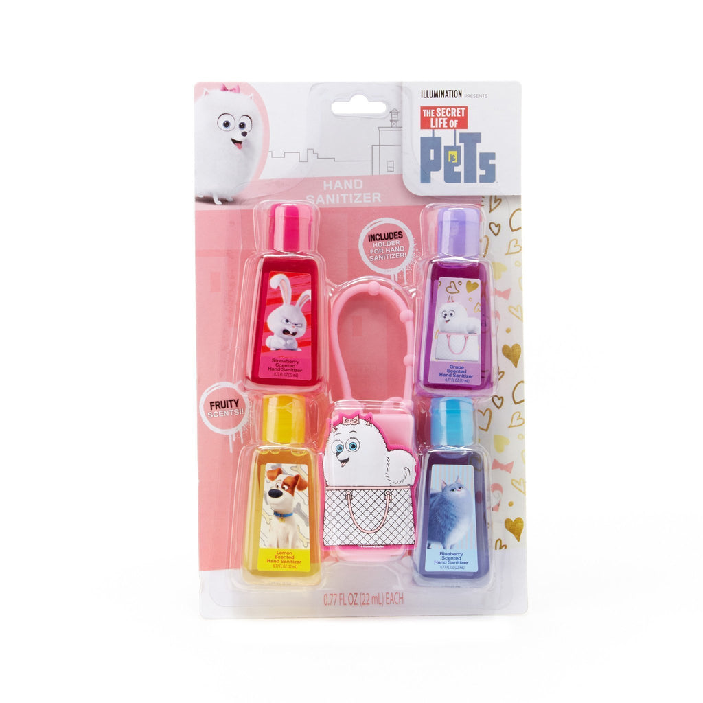 Pets 4 Pack Hand Sanitizer