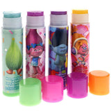 Trolls 4 Pack Lip Balm With Water Tank