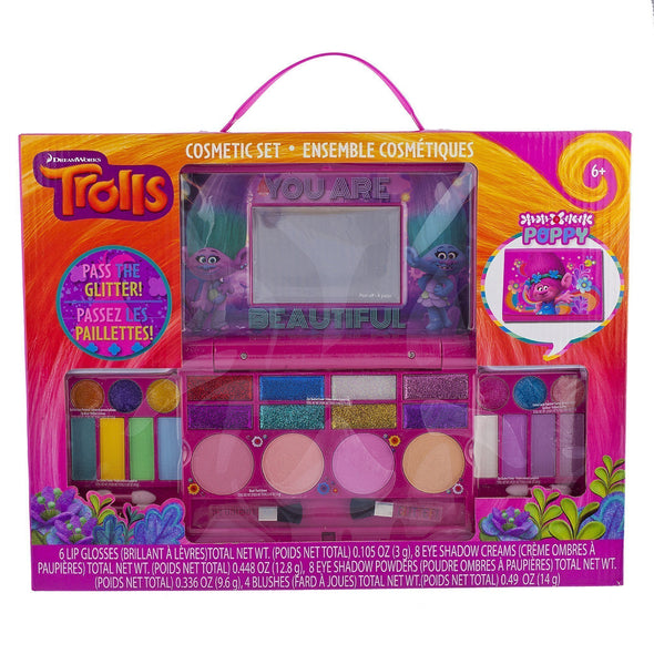 Trolls Beauty Lip Gloss Compact - Townleygirl
