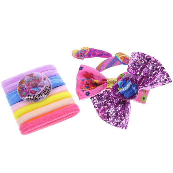 Trolls Hair Accessories Set - Townleygirl
