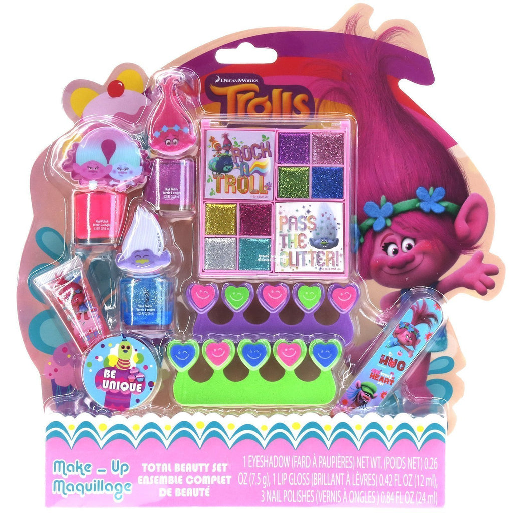 Trolls Makeup Set