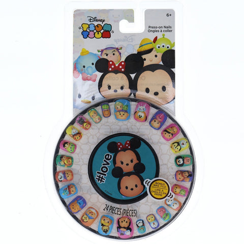 Tsum Tsum Press-On Nail Wheel
