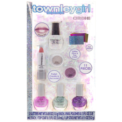 TownleyGirl chrome color nail polish