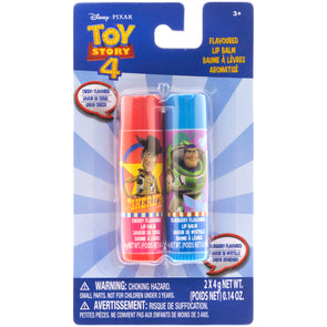 Toy Story 4 Lip Balms- 2 PK