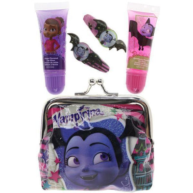 Vampirina toys lip gloss and purse