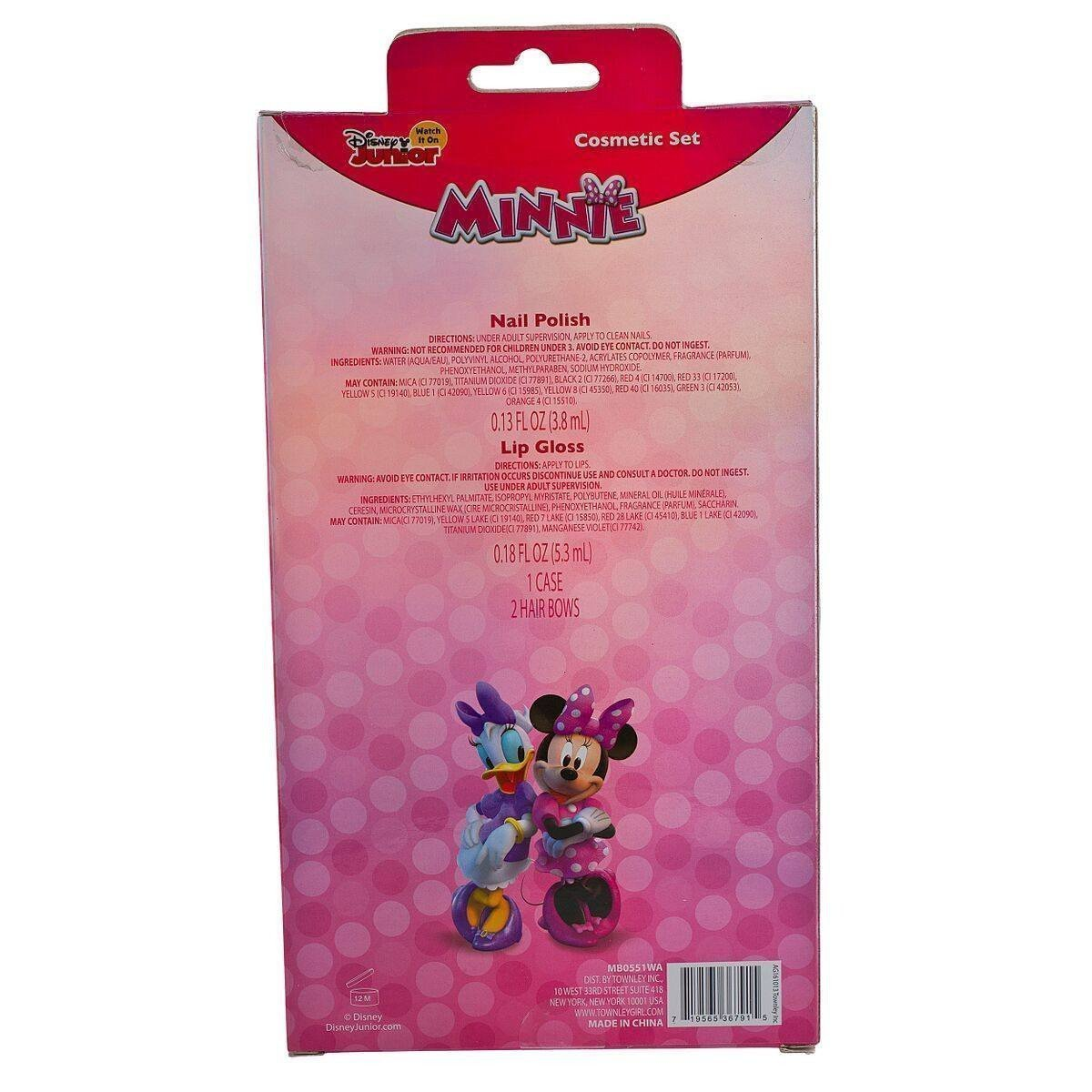 Minnie Mouse Cosmetic Set – TownleyGirl