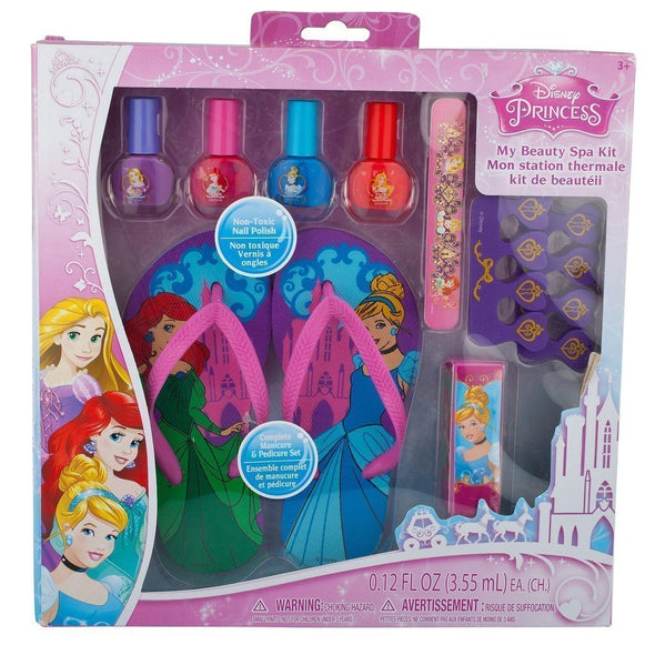 disney princess nail polish kit