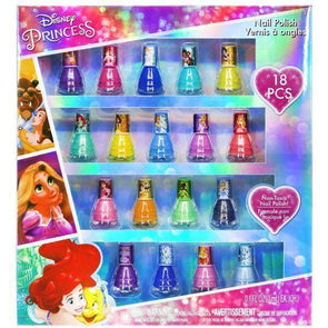 disney princess nail polish