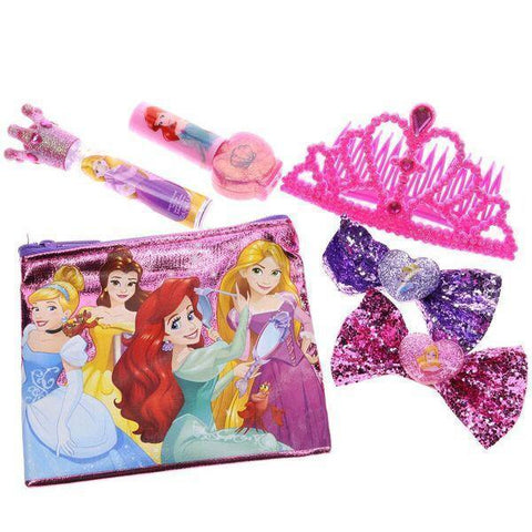 Disney Princess Hair Accesory Cosmetic Set