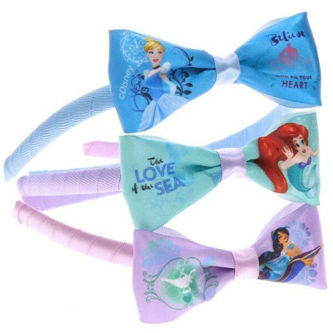 Disney Princess 3 Pack Headband Set