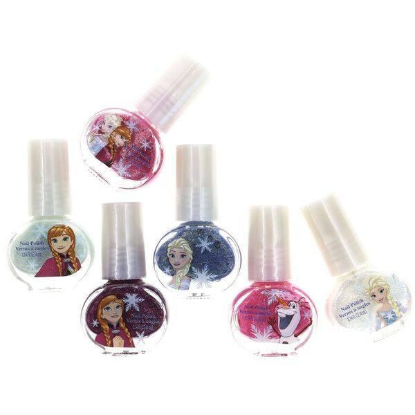 Frozen 6 Pack Nail Polish Set