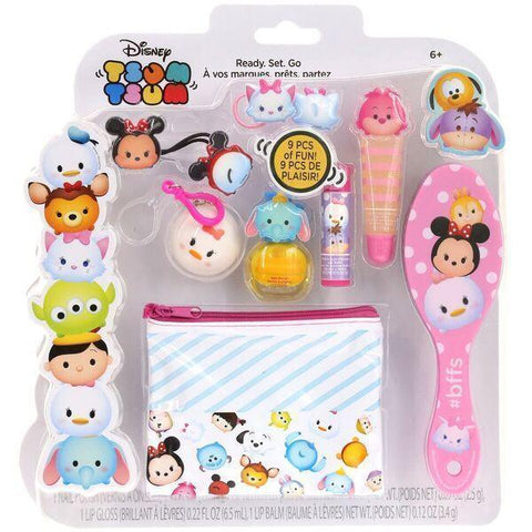 Tsum Tsum Ready, Set, Go! Cosmetic Set
