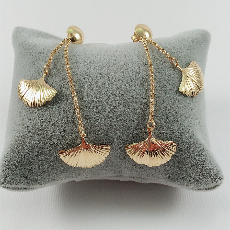 Ginko Biloba Earrings