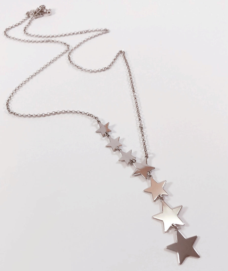 Star Path Necklace