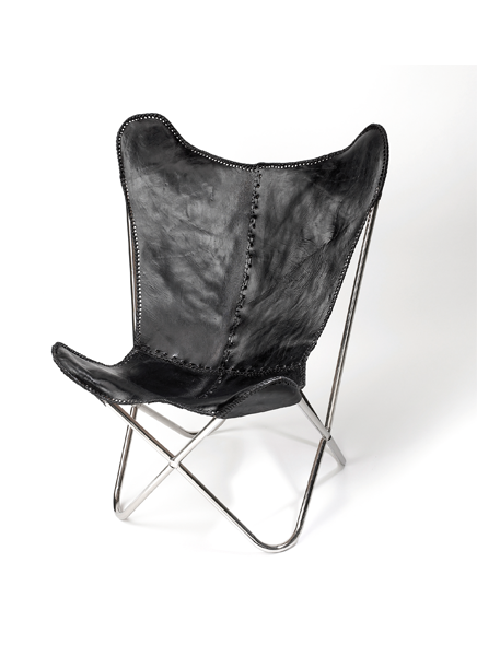 Nordal Butterfly Chair Black