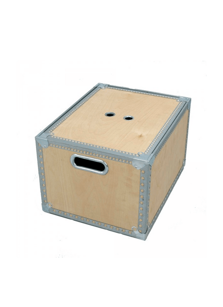 4 in 1 wooden storage box - Dulton