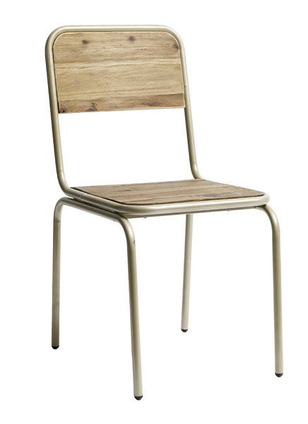 Nordal Soho Chairs Champagne