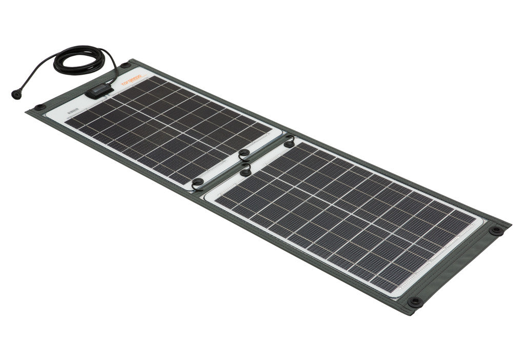Foldable Solar charger 50 W for Travel
