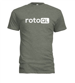 RotoQL T-Shirt by American Apparel