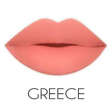 Liquid Matte Lipstick - Greece