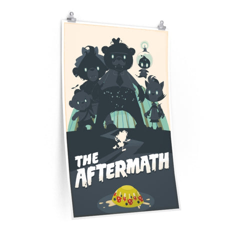 "WallaBee - ""The Aftermath"" Posters"