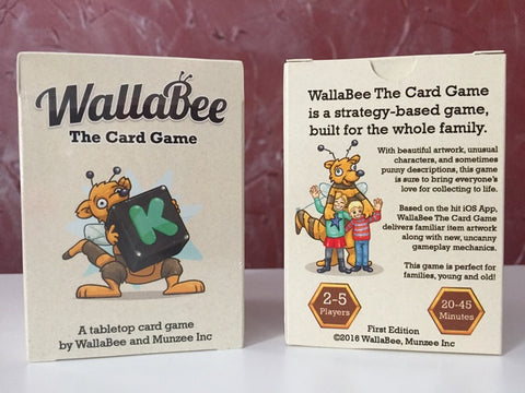WallaBee: The Card Game