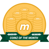 Coinz of the Month