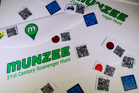 Munzee Grab Bag