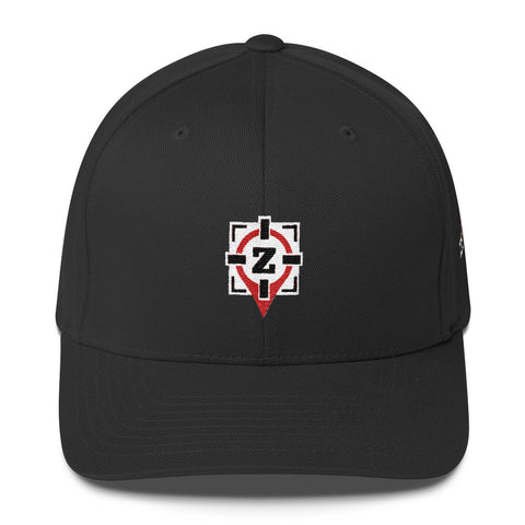 ZeeOps Icon and Logo FlexFit Hat