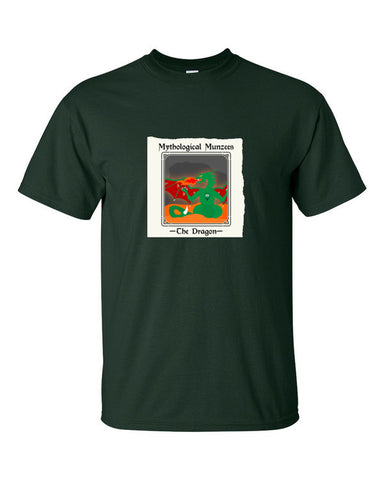 Dragon Munzee T-Shirt