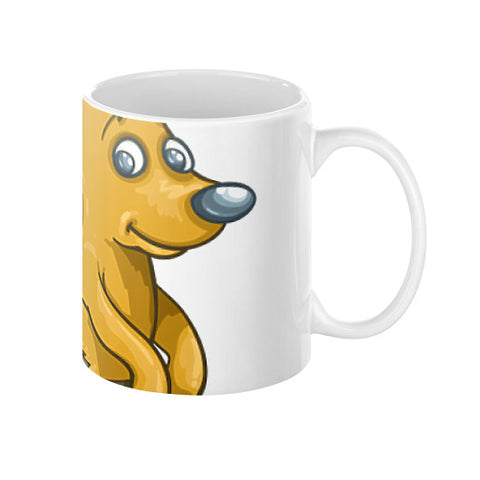 WallaBee Coffee Mug 11oz - munzeestore