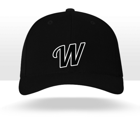 "WallaBee ""W"" Flex Fit Hat"