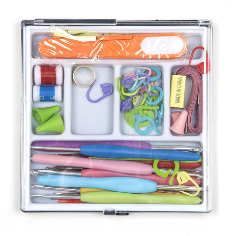 Crochet Hooks Set And More , 61 Pieces!