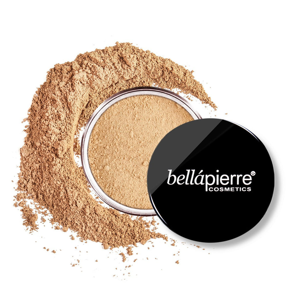 Bellápierre Mineral Foundation - Nutmeg #MF005 - My Beauty Supply Center Inc.