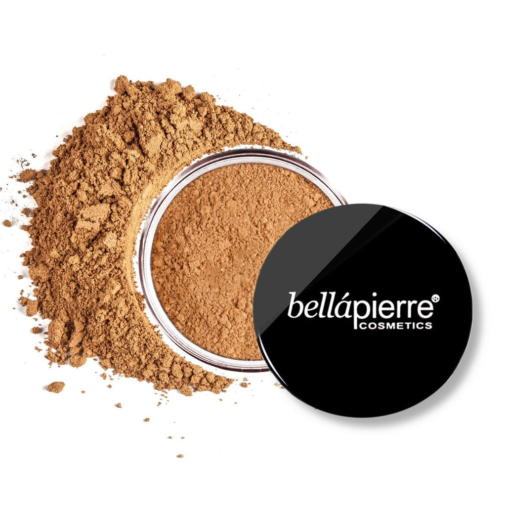 Bellápierre Mineral Foundation - Brown Sugar #MF007 - My Beauty Supply Center Inc.