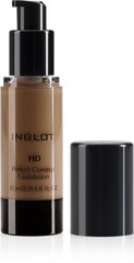 Inglot HD Perfect Coverup Foundation - #84