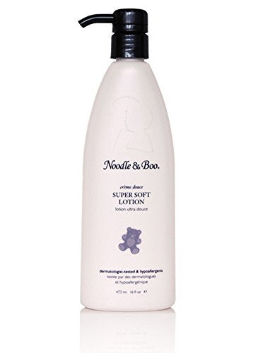 Noodle & Boo Super Soft Lotion 16oz. - My Beauty Supply Center Inc.