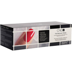 CND Shellac Foil Remover Wraps 250 ct